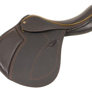 Black Country Solare Jump Saddle