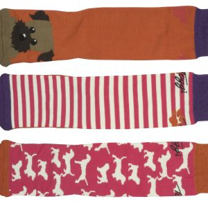 Toggi Staunton Children's Three Pack Dog Socks