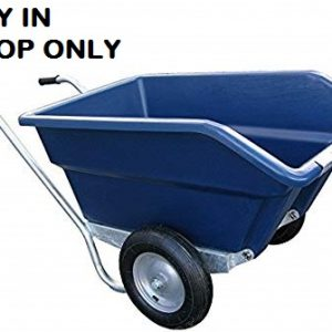 JFC 2 Wheel Tipping Barrow