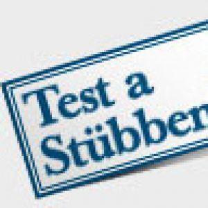Test a Stubben