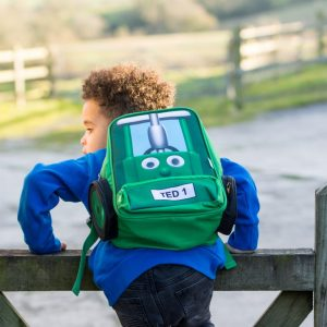 Tractor Ted Backpack