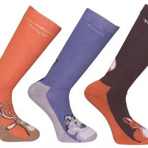 Toggi Watley Mens Three Pack Socks – Jaffa