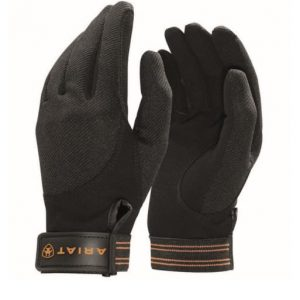 Ariat Tek Grip Glove – Black
