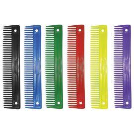 Bitz Plastic Mane Comb Large