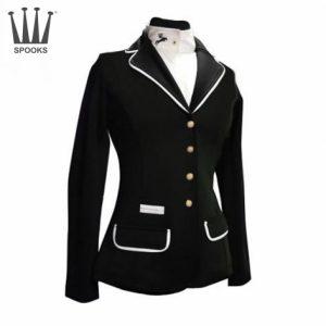 Spooks Ladies Show Jacket – Black