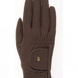 RoeckI Chester Riding Glove – Brown