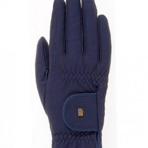 RoeckI Chester Riding Glove – Navy