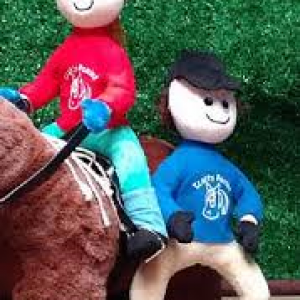Crafty Ponies Doll Riders