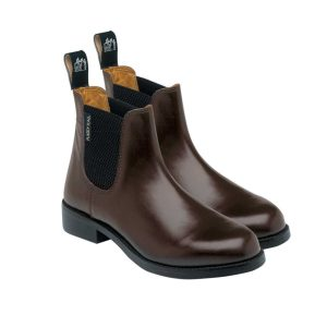 Harry Hall Ladies Buxton Jodhpur Boot – Brown