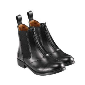 Harry Hall Hartford Zip Jodhpur Boot – Black