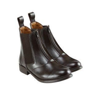 Harry Hall Hartford Zip Jodhpur Boot -Brown