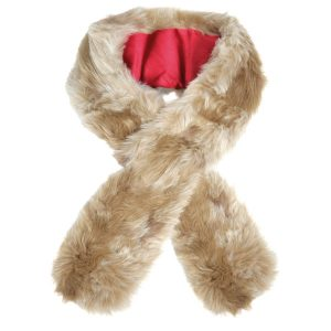 Dubarry Fur Scarf- Lynx