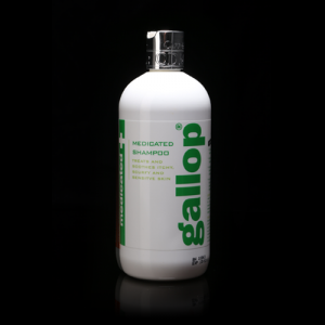 CDM Gallop Medicated Horse Shampoo
