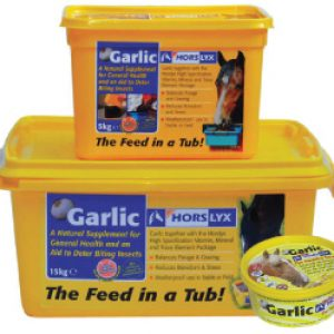 Horslyx – Garlic *Delivery within Ireland Only*