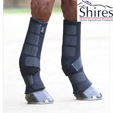 Shires Arma Deluxe Mud Socks