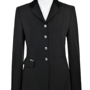 Ladies Pikeur Epsom Show Jacket – Black