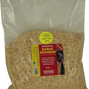 Equimins Garlic Granules Refill Bag
