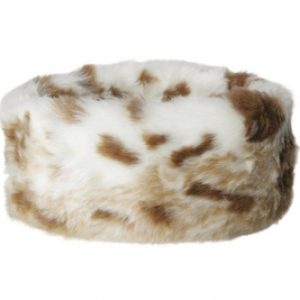 Dubarry Fur Headband – Lynx