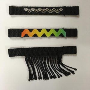 Crafty Ponies Browband Set – Style Two