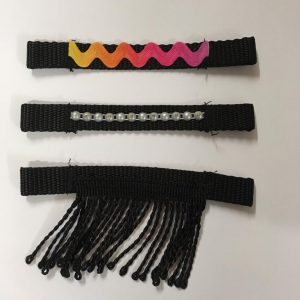 Crafty Ponies Browband Set – Style Three