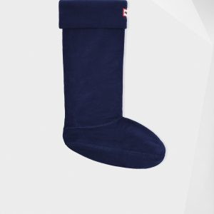 Hunter Welly Sock – Navy