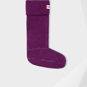 Hunter Welly Sock – Voilet