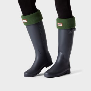 Hunter Welly Sock – Hunter Green