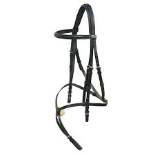 Bridle – Schockemohle Frankfurt With Rubber Reins