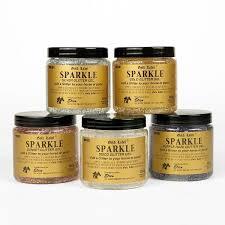 Gold Label Sparkle Glitter Gel