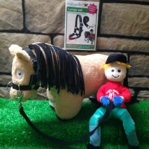 Crafty Ponies Lunge Set