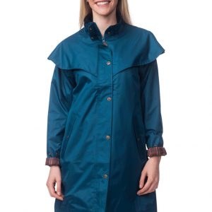 Target Dry Outrider 3/4 Length Jacket- Teal