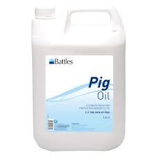 Battles Pig Oil