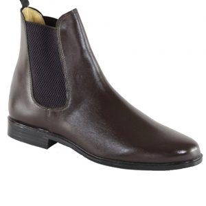 Childrens Regent Steed Jodhpur Boot – Dark Brown