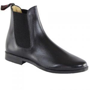 Regent Junior Steed Jodhpur Boot – Black