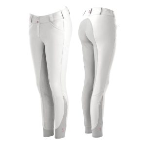 Ladies Tredstep Symphony Rosa Full Seat – White