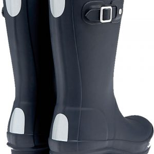 Hunter  Kids Wellington Boot – Navy