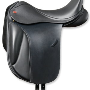Kent and Masters S-Series Dressage Saddle Surface Block Low Prof