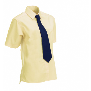 Childrens Equetech Stretch Short Sleeved Show Shirt