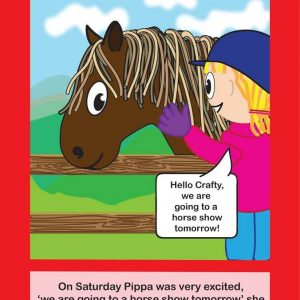 Crafty Ponies Story Book