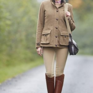 Toggi Taymouth Ladies Waterproof Tweed Coat