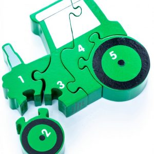 Tractor Ted Chunky Jigsaw Puzzle