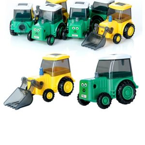 Tractor Ted Sharpener – Ted Design